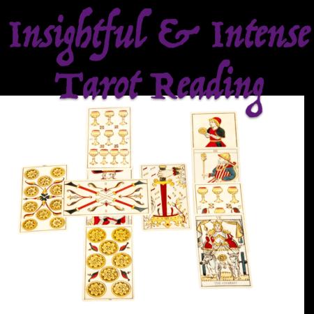 Insightful Tarot Reading