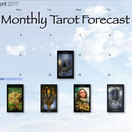 Monthly Tarot Forecast